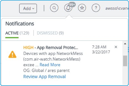 Airwatch V9 1 Mobile Device Management